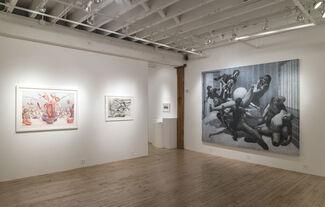 Zach Horn: Kids These Days, installation view