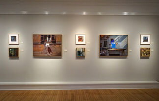 Connie Hayes | Civita Castellana, Italy, installation view