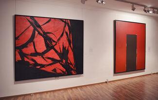 In memoriam Judit Reigl (1923-2020), installation view