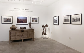 Home on the Range, installation view