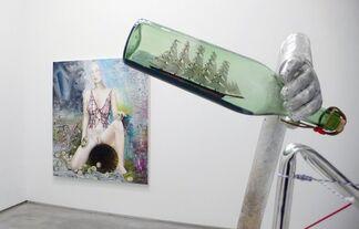"""Bernhard Martin - """"PROGNOSEFEHLER"""", installation view"""