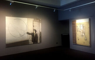 LITTLE RETROSPECTIVE OF OBSESSION, installation view