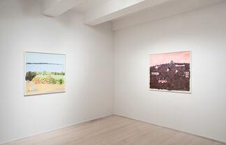 Daniel Heidkamp, installation view