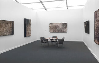The Mayor Gallery at Frieze New York 2017, installation view