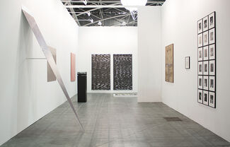 Belenius/Nordenhake at Artissima 2014, installation view
