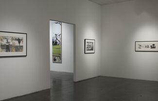 MARTIN MULL | SPLIT INFINITIVES, installation view