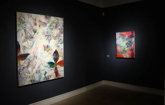 Ford Crull: A New Lexicon, installation view