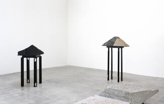 Six Significant Landscapes, installation view