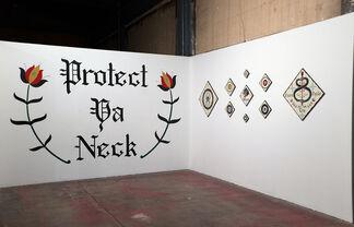 Ken Davis: Stay in the Light, installation view