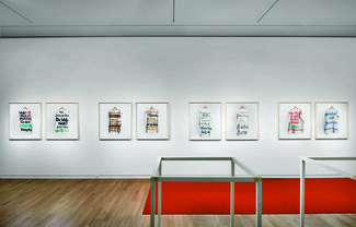 No Such Thing As History: Four Collections And One Artist, installation view