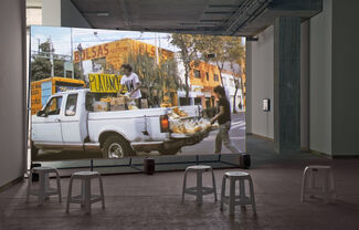 Jaki Irvine: This Thing Echoes, installation view