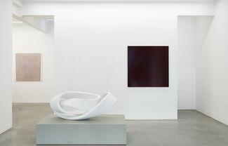 Carlesso   Serra, installation view