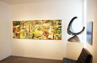 David Alexander | Wandering Wants No Roots, installation view