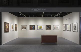 David Nolan Gallery at The Art Show 2019, installation view