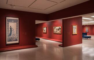 Mystical Symbolism: The Salon de la Rose+Croix in Paris, 1892–1897, installation view