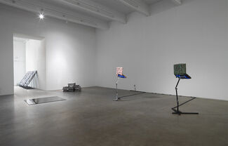 Jon Rafman –You are standing in an open field, installation view