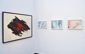 Kalman Maklary Fine Arts at Art Paris 2019, installation view