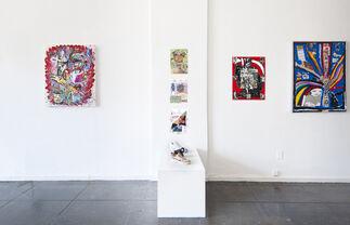 Crescendo: Group Exhibition, installation view