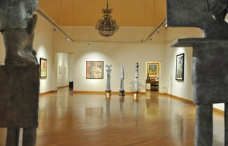 Roberto Sebastian Matta. Forms of dream, installation view