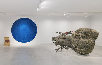 This Breathing House, installation view