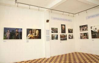 Catherine Karnow's Photography Exhibition - Vietnam: 25 Years Documenting a Changing Country, installation view