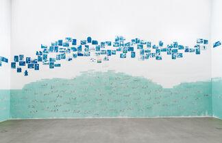 Jörg Herold: Dschanna, installation view