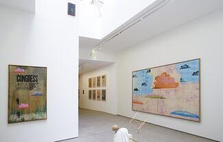 Benoît Maire - Miss Rankin, installation view
