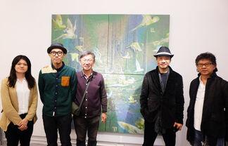 Phantom Gray—Ko-Wei Huang solo exhibition, installation view