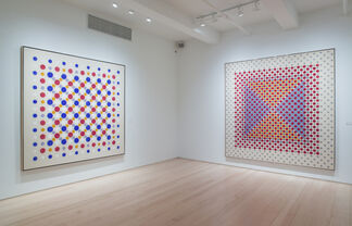 """Thomas Downing """"Spot On"""", installation view"""