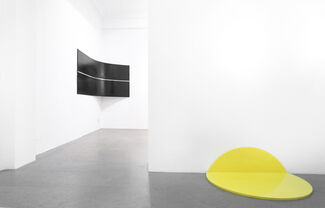 KAROLIN SCHWAB - your horizon is my horizon, installation view