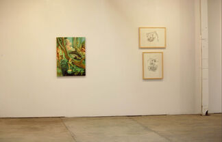 The Forest Electric: Amanda Besl, installation view