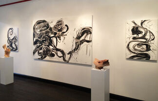Giving Up the Ghost (and select visual reflections), installation view