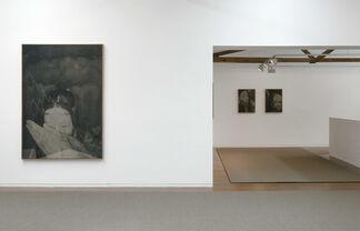 David Noonan, installation view