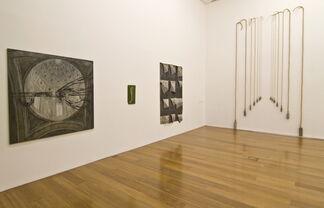 Jorge Macchi Perspective, installation view