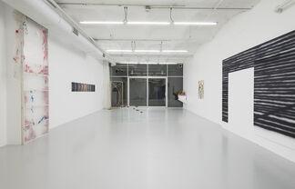 DARK MIMES/, installation view