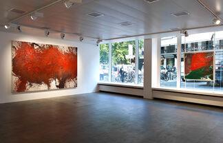 Hermann Nitsch - The Orgies Mysteries Theatre, installation view