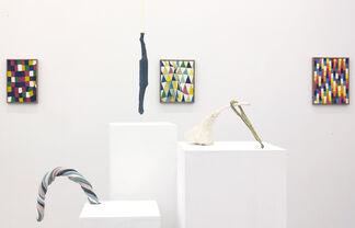 """Evidence of Absence"" - Samuel T. Adams, Alex Jovanovich, Ryan Mrozowski, Lauren Silva, Adam Winner, installation view"