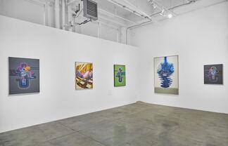 David Choong Lee: Gravity, installation view