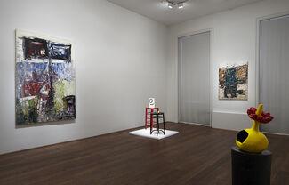 Riopelle   Miro: Color, installation view