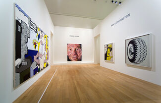 American Icons, installation view