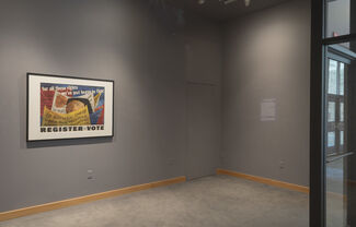 For All These Rights We've Just Begun to Fight: Ben Shahn and the Art of Resistance, installation view