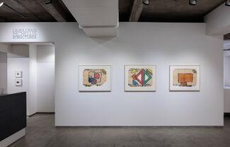 STRUCTURES: Laura Craig McNellis, installation view