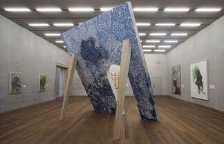 Firelei Báez: Bloodlines, installation view