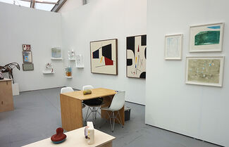 Anglim Gilbert Gallery at UNTITLED 2015, installation view