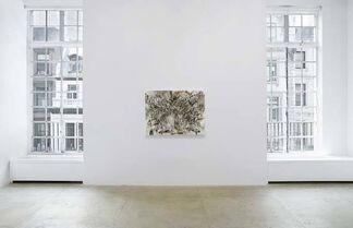 Julie Mehretu, LIMINAL SQUARED, installation view