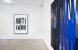 The Past is Present, installation view