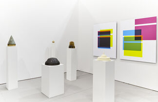 Lawrie Shabibi at UNTITLED. 2014, installation view
