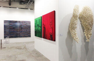de Sarthe Gallery at Art Stage Singapore 2014, installation view