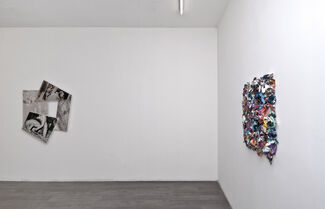 The Great Debate About Art: Part 3 -- Ben Buswell, Anne Doran, Erika Keck, Rodrigo Valenzuela and Martynka Wawrzyniak, installation view