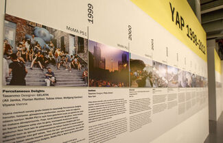 YAP İstanbul Modern: Young Architects Program, installation view